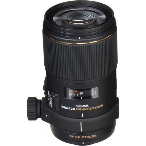 Sigma Macro sigma 150mm f 2 8 ex dg os hsm apo macro lens for nikon