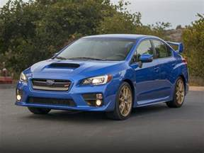 Subaru Wrx Sti Lease 2017 Subaru Wrx Sti Deals Prices Incentives Leases