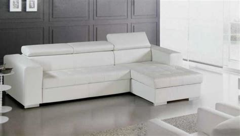canape d angle blanc photos canap 233 d angle cuir blanc ikea