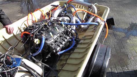 waterscooter werking seadoo jetski rotrex supercharged 400 hp kms md35 etc