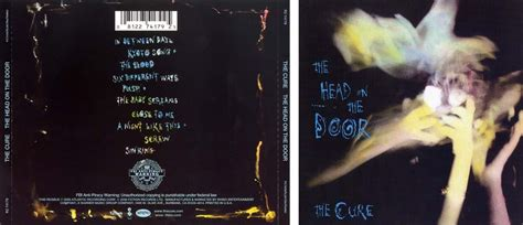 The Cure The On The Door by Albums Cd Bad The Clash The Cure The Doors