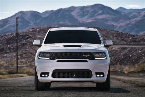 Dodge Rage 2020 by 2018 Dodge Durango Srt Review