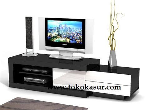 Meja Tv 21 Inch rak tv tempat tv audio rack murah