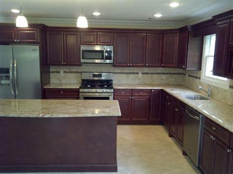 Chocolate Kitchen Cabinets Rta Kitchen Cabinet Discounts Maple Oak Bamboo Birch Cabinets Rta