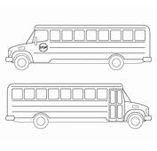 Vw Bus Coloring Page Pin Vans Clipart 11