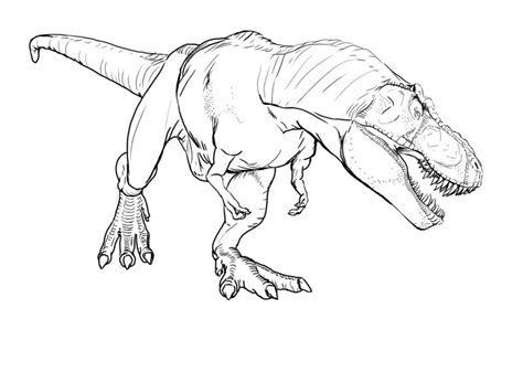 t-rex coloring book pages - Dinosaur Coloring Book : Wallpaper ...