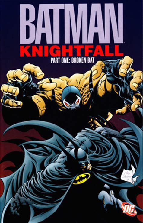 batman knightfall vol 1 broken bat by doug moench