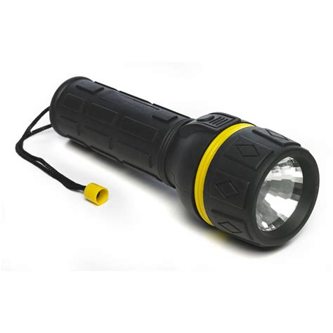 wilko torch handy black led at wilko