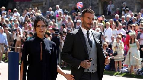 The Beckhams Are by The Clooneys And The Beckhams Are Among The Royal Wedding