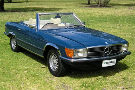 sold mercedes 450sl convertible auctions lot 2