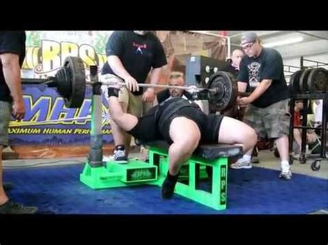 james henderson bench 600 lbs x 3 raw bench press james henderson