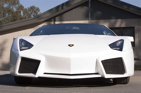 Where Does The Lamborghini Come From The Worst Lamborghini Reventon Kit Car Comes From