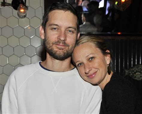 Tobey Maguire Sells His Soul by Tobey Maguire And Meyer Announce Split After