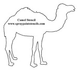 Camel Template by Free Animal Stencils Page 4