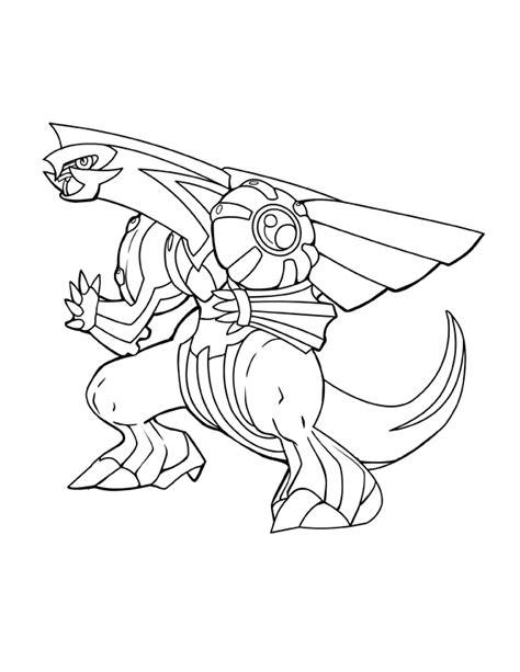 pokemon coloring pages palkia how to draw pokemon palkia
