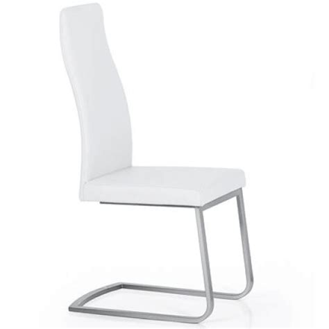 swing back chair peressini casa swing dining slh chair leather