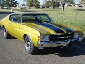 1971 chevrolet chevelle ss 454 2 door hardtop 61992