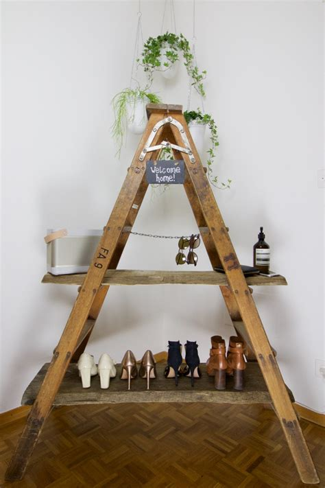 sofia clara ladder shelf