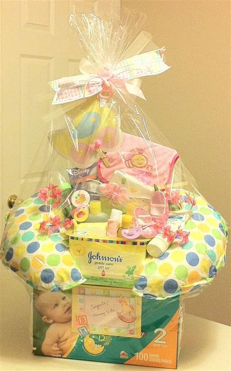 Unique Baby Shower Ideas For by The 25 Best Baby Shower Gift Basket Ideas On