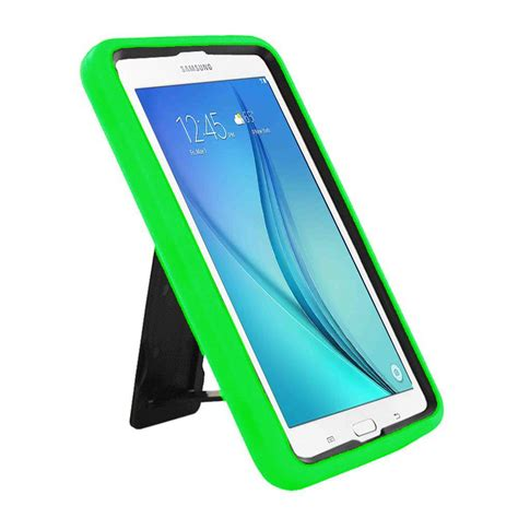 Tab A 8 Inch T350 Rugged Armor Stand Hybrid Tpu Stand for samsung galaxy tab a 8 0 t350 8 quot tablet armor box rugged cover ebay