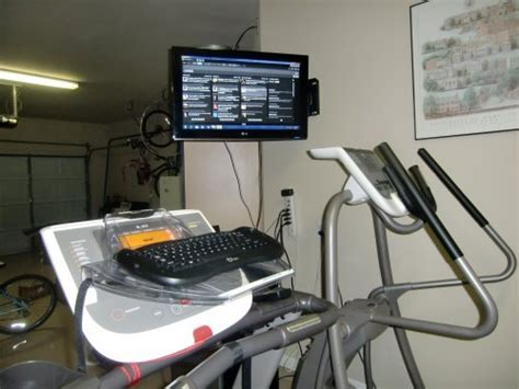 how i put together my treadmill desk