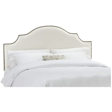 i pinned this le marais headboard in pearl from the