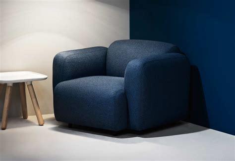 armchair manufacturers swell armchair by normann copenhagen stylepark
