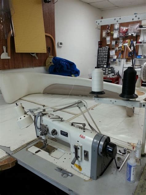 sewing and upholstery marine sewing canvas upholstery south pasadena florida