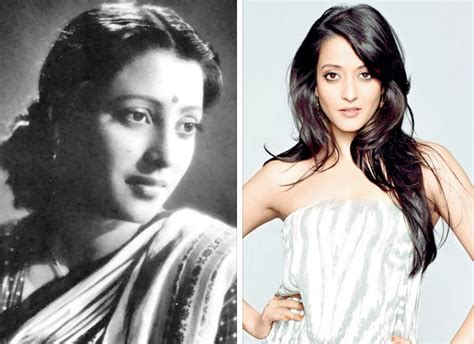 biography of movie hungama not a biopic but legendary actress suchitra sen will now