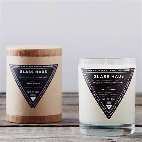 glass haus glass haus candle treaty general store