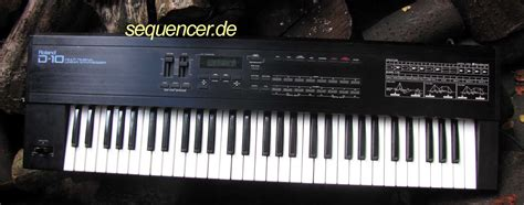 Keyboard Roland D20 roland d10 d110 digital synthesizer