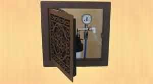 Ballard Home Designs plumbing access panel home pinterest