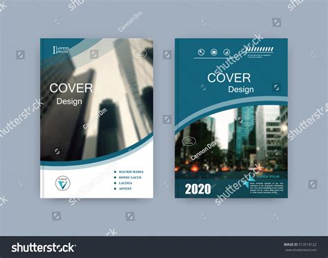 design cover set rxz creative book cover design abstract composition stock