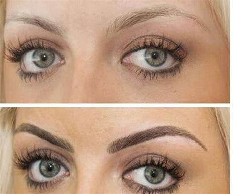 3d tattoo eyebrows 3d eyebrows fort lauderdale hair strokes permanent make up