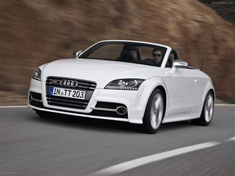 Audi Tts Roadster by Audi Tts Roadster 2011 Car Wallpaper 03 Of 50