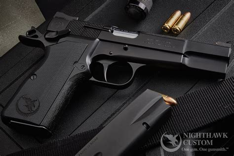 Handmade Gun - nighthawk custom guns hi power gun nuts media