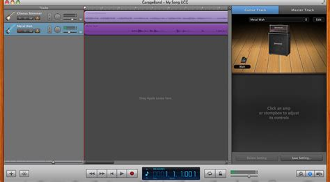 Garageband On Pro Beautiful And Times Behringer Guitar Link