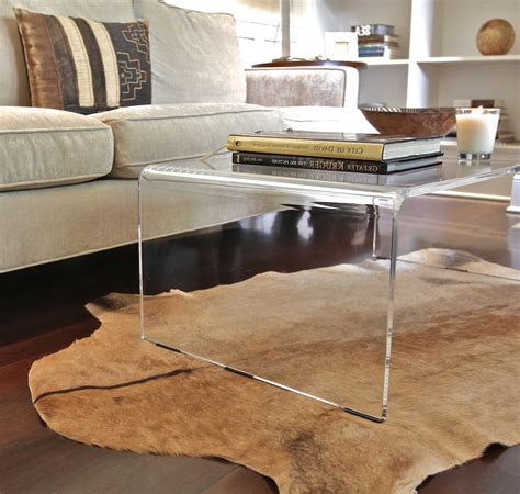 square acrylic coffee table square acrylic coffee table roy home design