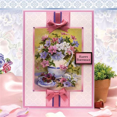 hunkydory decoupage 17 best images about hunkydory cards on card