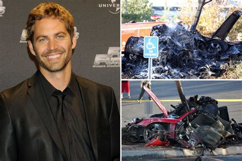 fast and furious actor real death one year on paul walker s last picture was with fan just