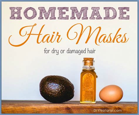 Diy Hair Care Best Hair Masks For Hair Bellatory Hair Mask Several Recipes For Or Damaged Hair