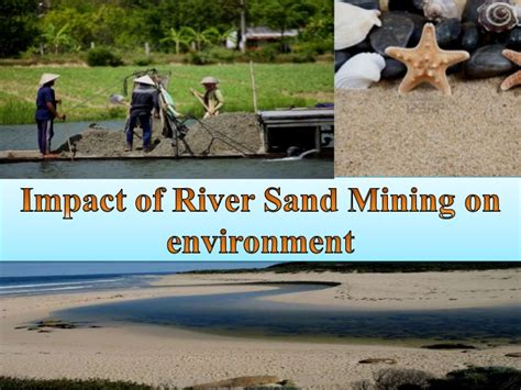 Impact Sand And Gravel Impact Of River Sand Mining On Environment By Dulanjali M