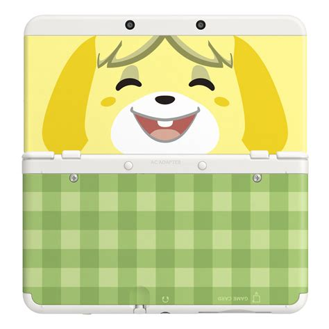 animal crossing 3ds console nintendo new 3ds animal crossing happy home designer