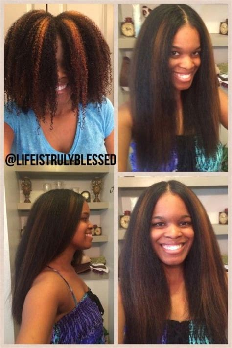 hairstyles curly or straight from curly to straight lifeistrulyblessed flats