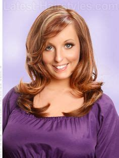 highlights in front only tapered straight hair only layered in front with side