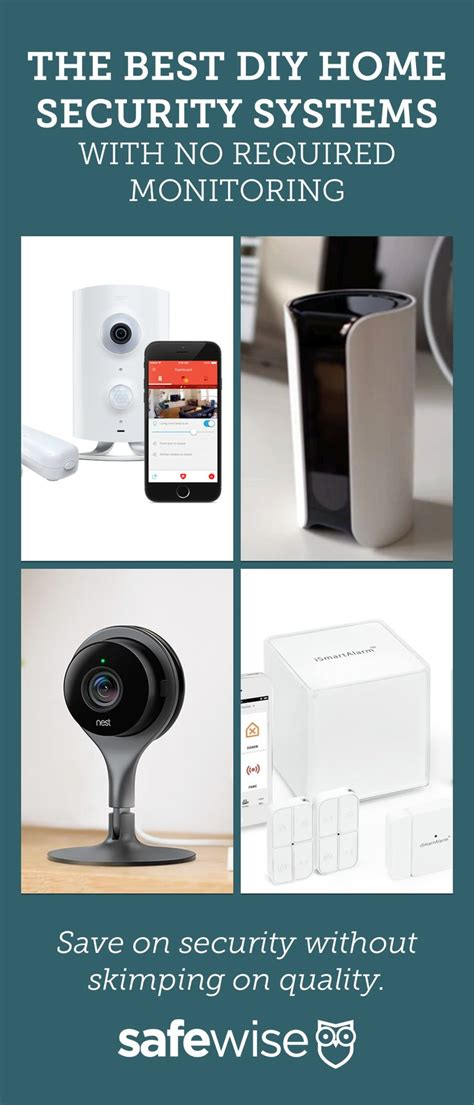 top 28 top diy home security systems diy security