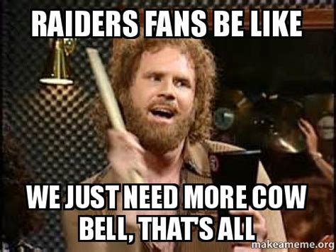 Raiders Fans Memes - raiders fans memes