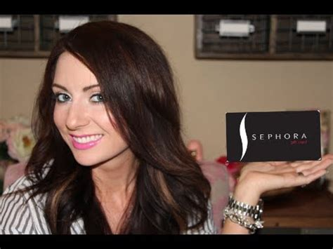 Who Carries Sephora Gift Cards - who carries sephora gift cards at thedoglogs