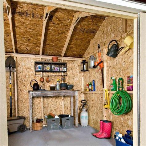 handy home avondale  wood storage shed kit  floor