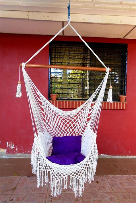 diy indoor swing chair 24 amazing macram 233 hammock patterns inhabit zone